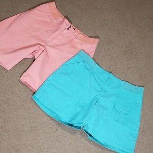 Lee easy fit shorts. Ladies 16
